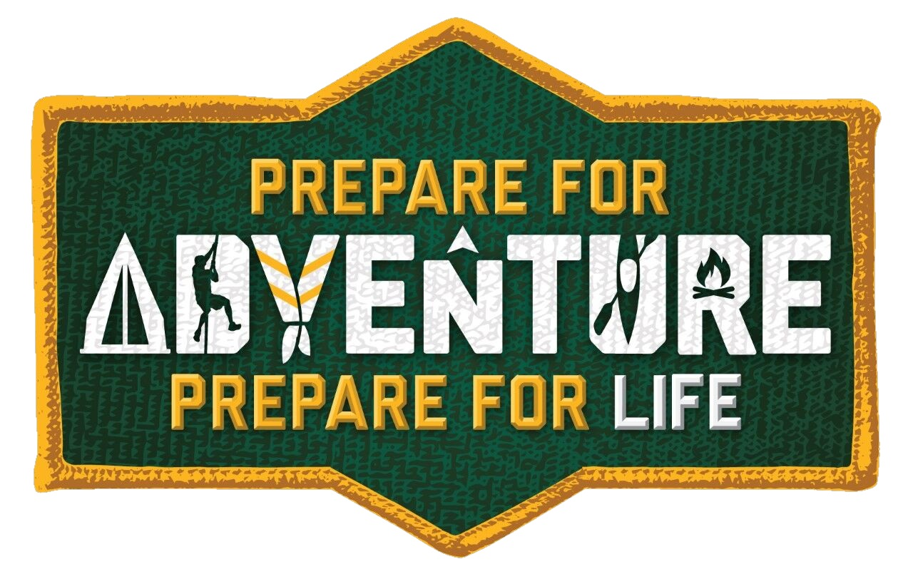 Be prepared for adventure preview